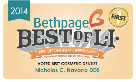 Long Island Best Cosmetic Dentist