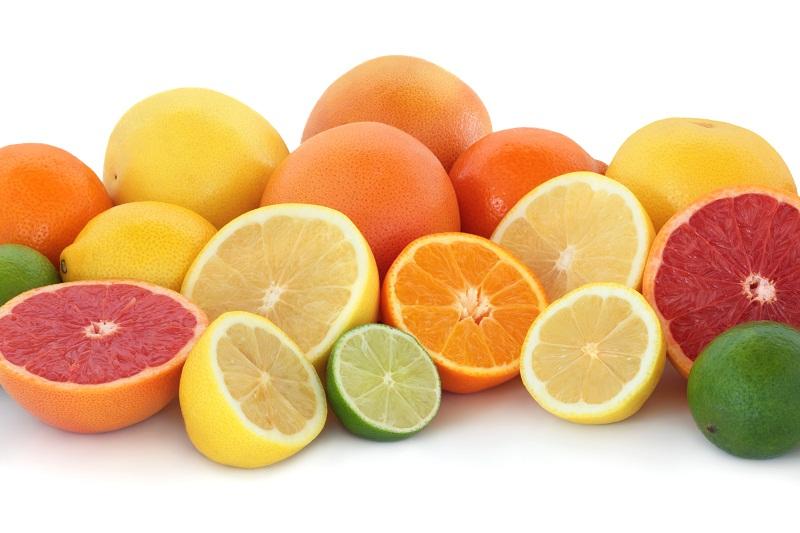 Citrus Fruits Break Down Tooth Enamel